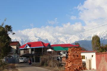 Andretta village