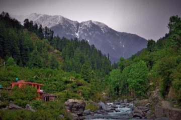 Barot village