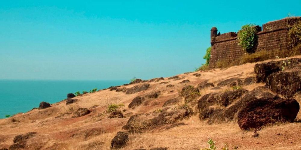 The chapora fort