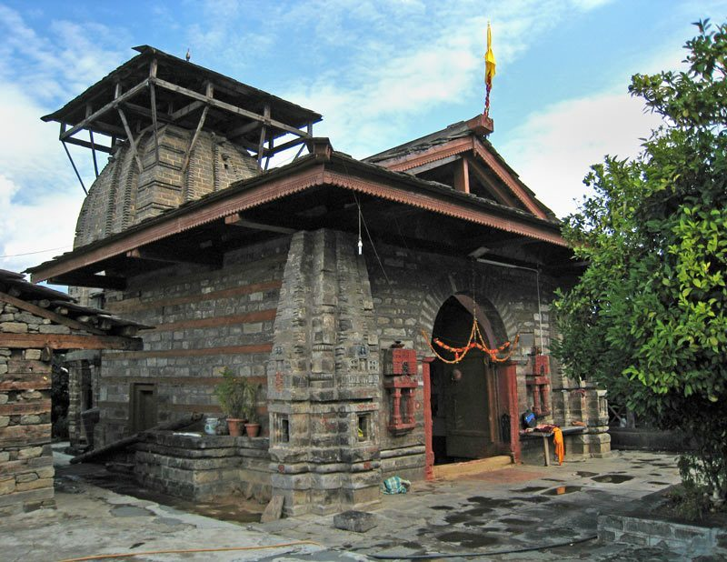 Muralidhar temple